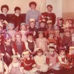 rok ok 1985 Przedszkolaki z rocznika 78, 79, 80, 81.