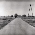 droga w kierunku Rudki 1980
