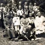 pierwsza komunia 1933
